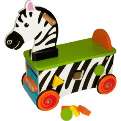 Zebra Ride On