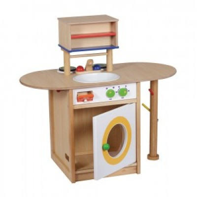 All-in-1 Kitchen Unit