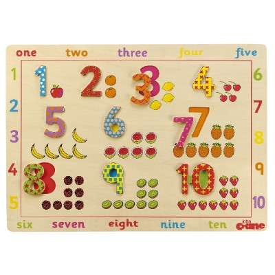 Number Puzzle (1-10)