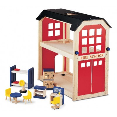 Fire Station & Accessories