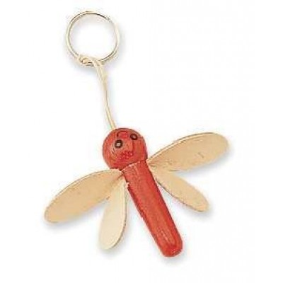 Dragonfly Keyring Whistle(30 Pcs/box)