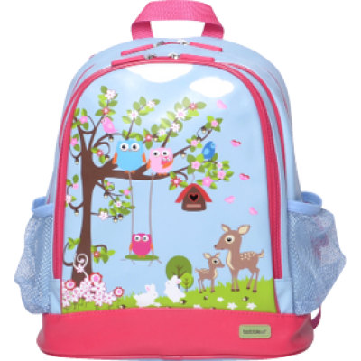 Woodland PVC Junior School Bag / Backpack