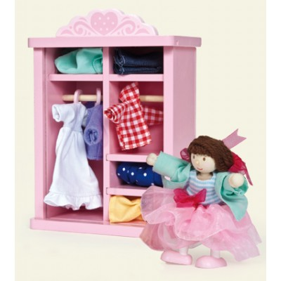Dress Up Wardrobe