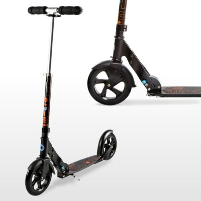 adult Micro Scooter Black
