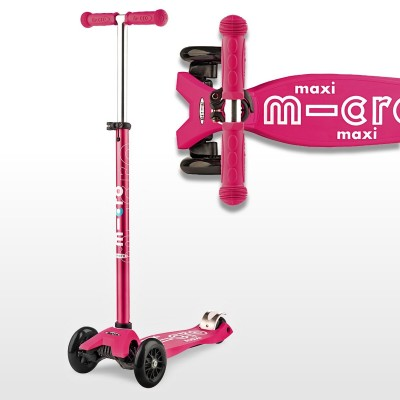 Maxi Deluxe  Micro Scooterl Pink