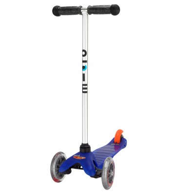 Mini Micro Scooter T-Bar Blue