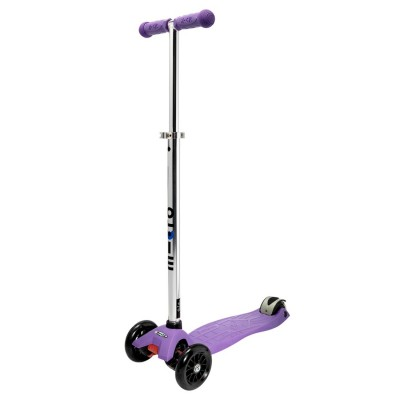 Maxi Micro Scooter Purple T-Bar