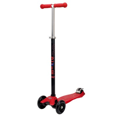 Maxi Micro Scooter Red T-Bar