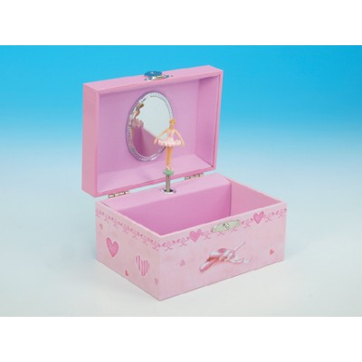 Musical Jewellery Box - Ballerina