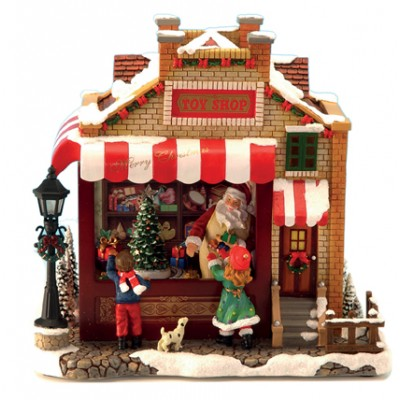 Music Box - Medium Toy Shop