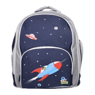 School Backpack - Rocket